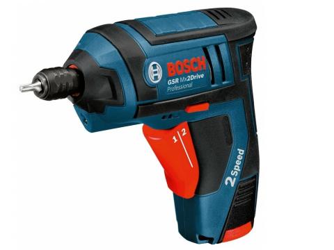 Электроотвертка Bosch GSR Mx2Drive 06019A2101